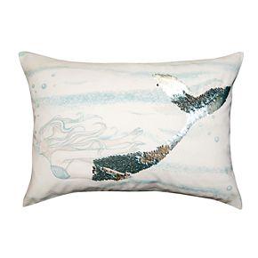 Spencer Home Decor Under the Sea Oblong Throw Pillow