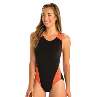 Women's Dolfin Ocean Performance Back Colorblock One-Piece Swimsuit