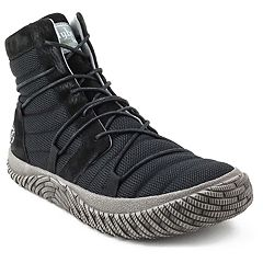 Hybrid Green Label Revolution Men's High Top Shoes