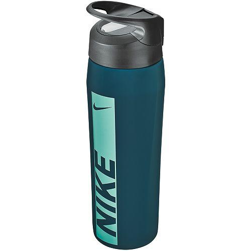 Water Bottle Youtube: Nike Stainless Steel HyperCharge 32-oz. Straw Water Bottle