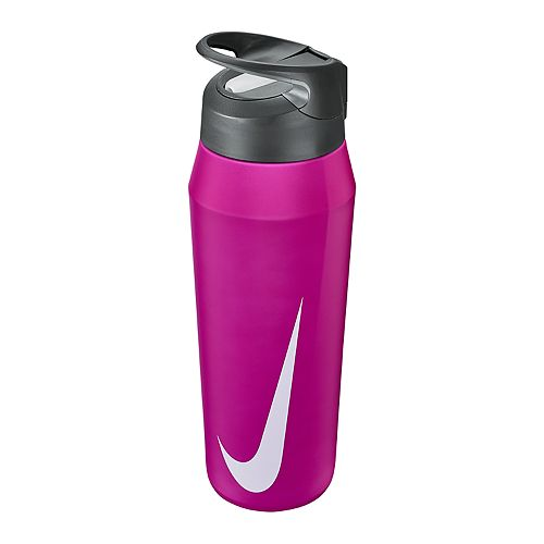 Nike Stainless Steel HyperCharge 32-oz. Straw Water Bottle