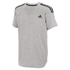 Boys 8-20 adidas Triple Striped Tee