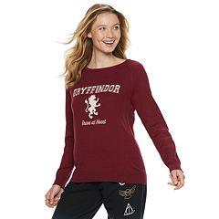 Juniors' Harry Potter Gryffindor Graphic Sweater