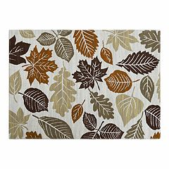Celebrate Fall Together Leaf Tapestry Placemat