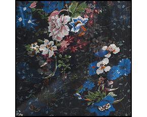 Women's Apt. 9® Floral Chiffon Square Scarf