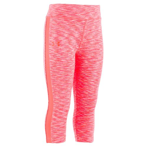 Girls 4-6x Under Armour Space-Dye Performance Capris