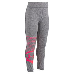 Girls 4-6x Under Armour Finale Graphic Stripe Leggings