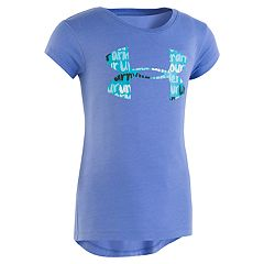 Girls 4-6x Under Armour Logo Graphic Short-Sleeve Tee