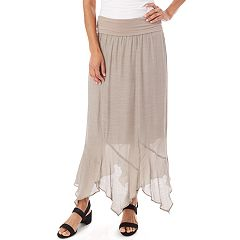 Women's Apt. 9® Tulip Hem Maxi Skirt