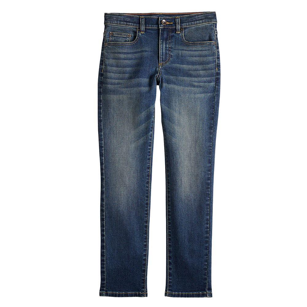 Boys 4-20 Urban Pipeline™ MaxWear Tapered-Fit Jeans in Regular & Husky