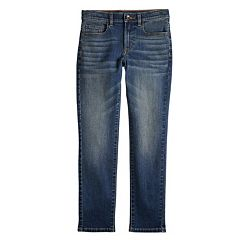Boys 8-20 Urban Pipeline™ MaxWear Tapered-Fit Twill Jeans