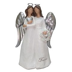 St. Nicholas Square® 'Friends' Angel Christmas Table Decor