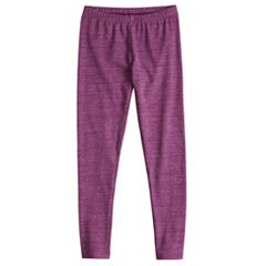 Girls 7-16 & Plus Size SO® Core Athletic Leggings