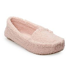 Women's SO® Basic Moccasin Slippers