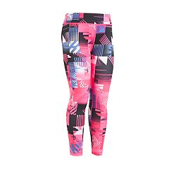 Girls 4-6x Under Armour Interface Geometric Leggings
