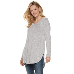 Women's Apt. 9® Essential Tunic Tee