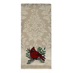St. Nicholas Square® Christmas Traditions Cardinal Hand Towel