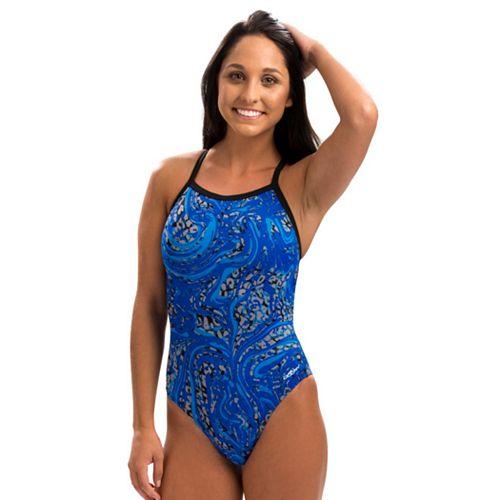 Women's Dolfin V-2 Back One-Piece Swimsuit