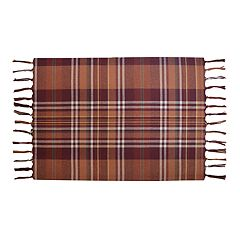 Celebrate Fall Together Blanket Plaid Placemat