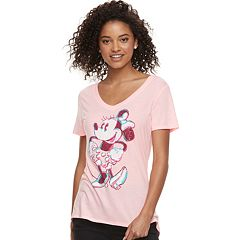 Disney's Minnie Mouse Juniors' Tee