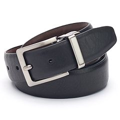 Boys 4-20 Chaps Reversible Stretch Belt