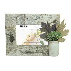 SONOMA Goods for Life™ Faux Birch Farmhouse 4' x 6' Frame