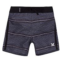 Baby Boy Hurley Shoreline Striped Board Shorts