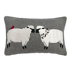 St. Nicholas Square® Sheep Throw Pillow