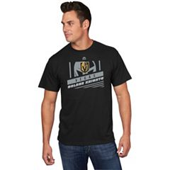Men's Majestic Vegas Golden Knights Toe Drag Tee