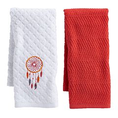 Mainstreet Dreamcatcher Kitchen Towel 2-pack