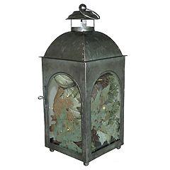 SONOMA Goods for Life™ Light-Up Farmhouse Lantern Table Decor