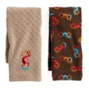 Mainstreet Kokopelli Kitchen Towel 2-pack