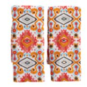 Mainstreet Pattern Kitchen Towel 2-pack