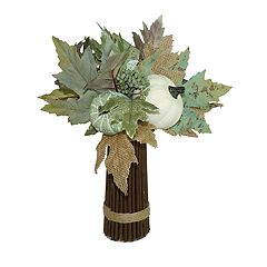 SONOMA Goods for Life™ Artificial Farmhouse Pumpkin Decor