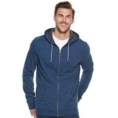 Big & Tall Urban Pipeline® Awesomely Soft Ultimate Fleece Full-Zip Hoodie