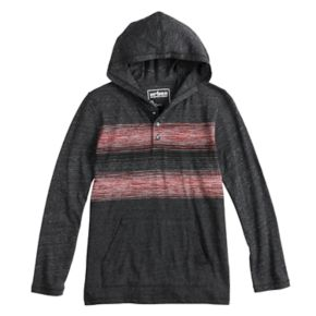 Boys 8-20 & Husky Urban Pipeline? Striped Hooded Tee