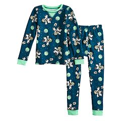 Disney's Mickey Mouse Toddler Boy Top & Bottoms Set by Cuddl Duds