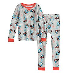 Toddler Boy Thomas the Train Top & Bottoms Base Layer Set by Cuddl Duds