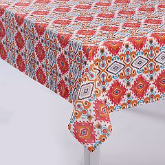 Mainstreet Pattern Tablecloth