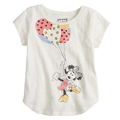 Disney's Minnie Mouse Balloon Graphic Tee by Jumping Beans®
