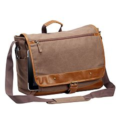 Natico Steamboat Messenger Bag