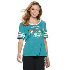 Juniors' Harry Potter 'Muggles' Football Graphic Tee