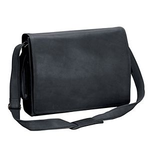 1eaf87b7322 Royce Leather Vaquetta 17-in. Laptop Messenger Bag
