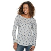 Women's SONOMA Goods for Life™ Essential Crewneck Tee