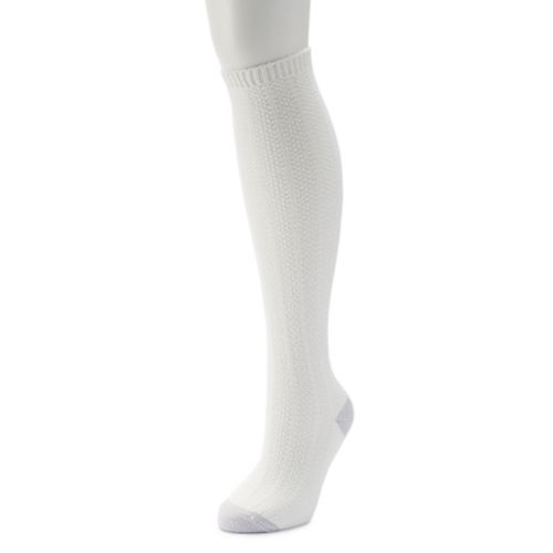 Women's Cuddl Duds Ribbed Over-the-Knee Socks