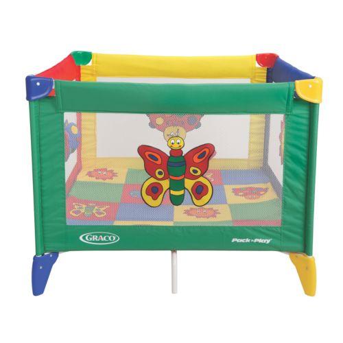 Graco Pack 'n Play Play Yard - Bugs Quilt
