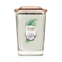 Yankee Candle Elevation Collection Shore Breeze Large Square Candle