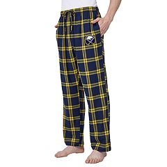 Men's Buffalo Sabres Homestretch Flannel Lounge Pants