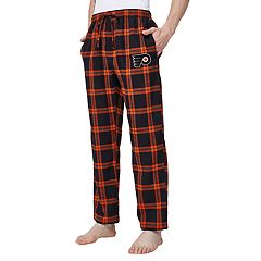 Men's Philadelphia Flyers Homestretch Flannel Lounge Pants