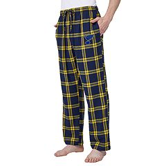 Men's St. Louis Blues Homestretch Flannel Lounge Pants